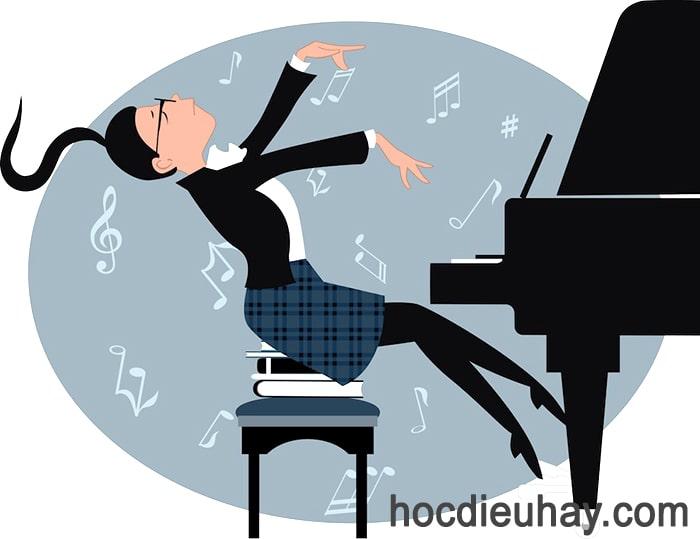 Cách học đàn piano nhanh nhất
