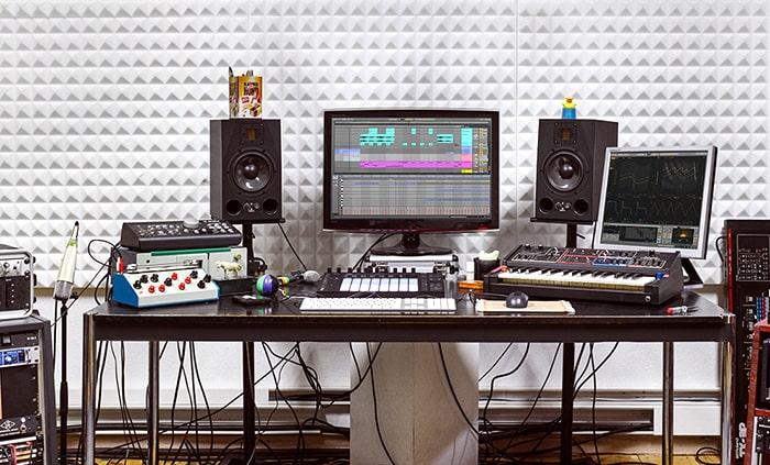 Học phần mềm làm nhạc điện tử EDM - cách đánh DJ trên máy tính 2018