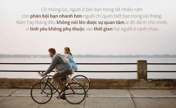 Stt - Những câu nói hay về người thứ 3 trong tình yêu