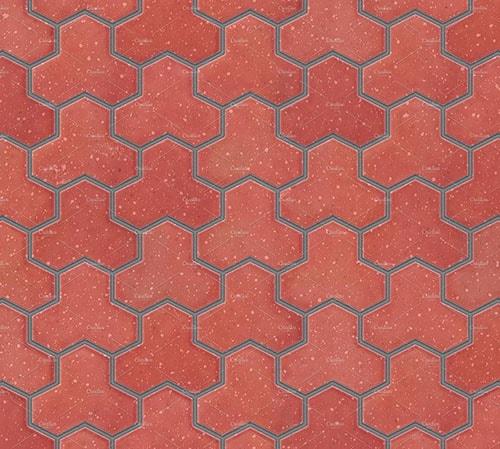 Map gạch đỏ