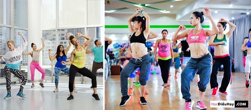 Nhảy zumba fitness là gì?