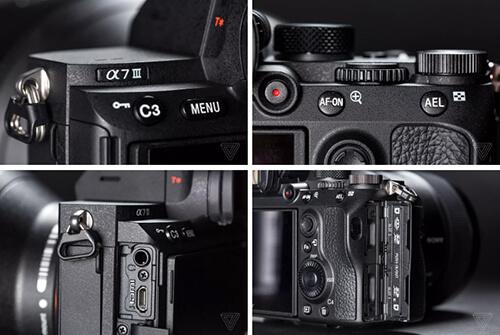 Đánh giá chi tiết Sony A7 III Full Frame Mirrorless