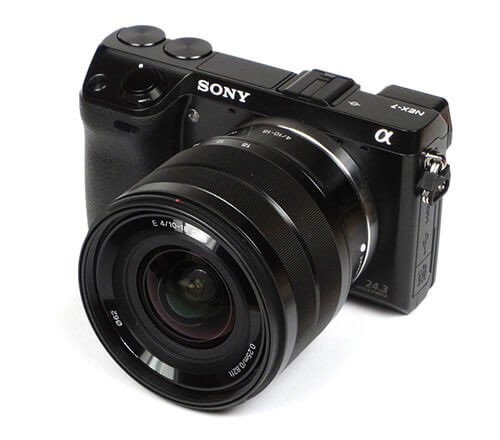 Đánh giá ống kính Sony E 10-18mm F4 OSS