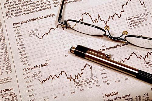 Chỉ số Dow Jones - DJIA