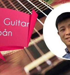 Khóa học guitar đệm hát online Haketu