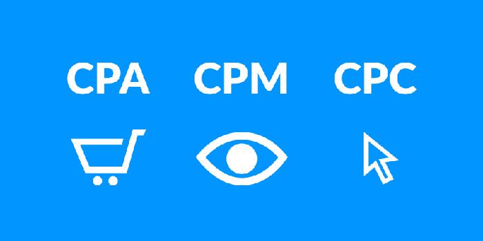 So sánh CPA với CPC và CPM