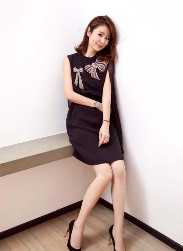 Đầm trung niên U50