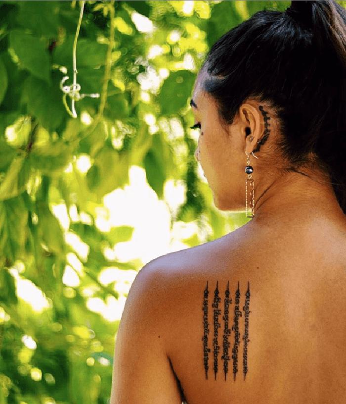 Ý nghĩa hình xăm Khmer