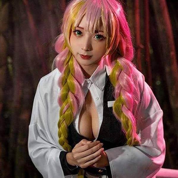 Mitsuri Kanroji Cosplay