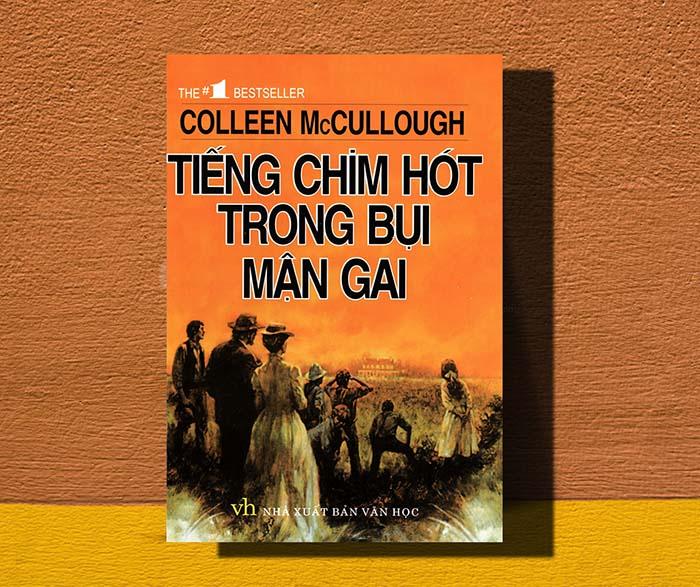 Review Tiếng chim hót trong bụi mận gai - Colleen McCulough